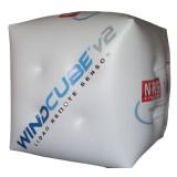 Cube publicitaire gonflable PVC 2 x 2 x 2 m