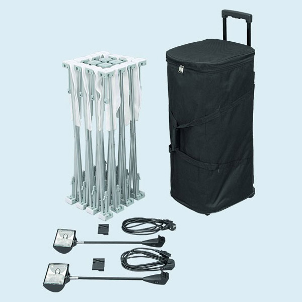 Stand parapluie for Stand pliable